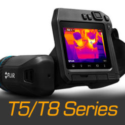 FLIR T5/T8 Series Professional Thermal Imagers
